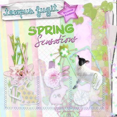 Spring Sensations 3