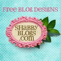This blog was designed with the help of Shabbyblogs.com!