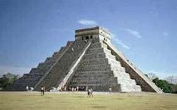 Mayan Pyramids of Chichen Itza