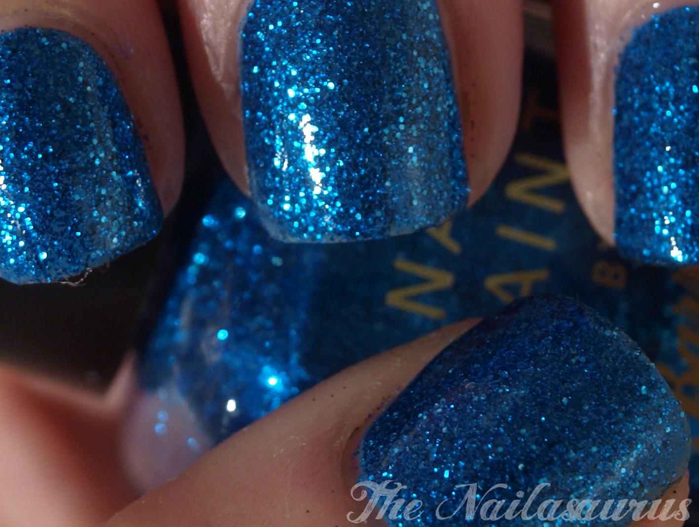 'Foil Method' Glitter Polish Removal Tutorial