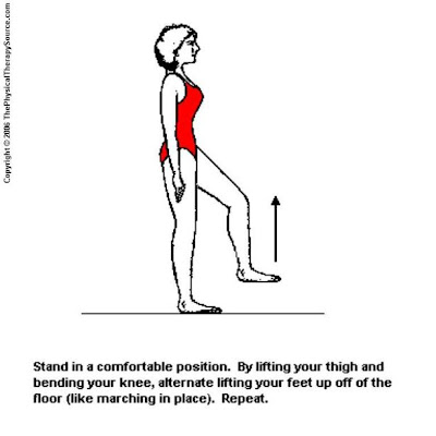 hip flexor tight knee pain