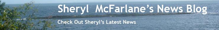 Sheryl McFarlane's News Blog