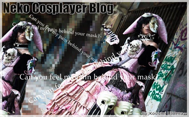 Esta vez solo Cosplay!