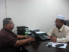 wawancara dengan Misbahul Munir Masduki
