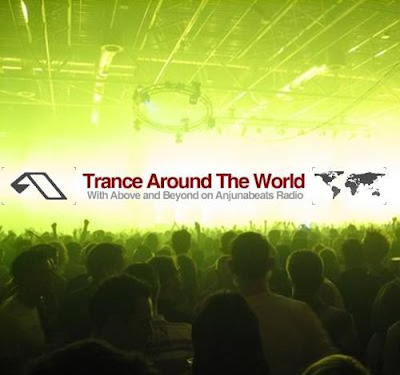 Above and Beyond - Trance Around The World 308 (guest 7 Skies)