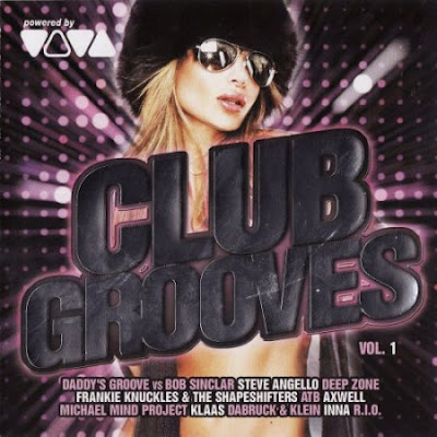 Club Grooves Vol. 1 (2010)