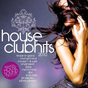 House Clubhits 2CD (2010)