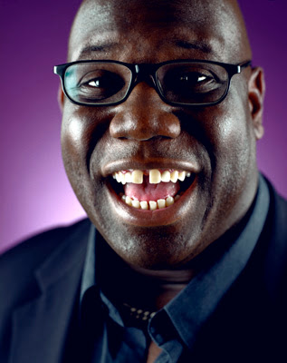 Carl Cox - Global 366 (guest Lunce Blaise) (20-03-2010)