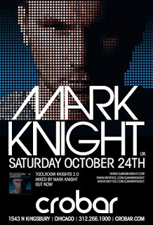 Crobar - Chicago - USA - October 24th