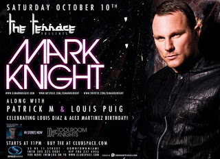 Space - Miami - USA - October 10th