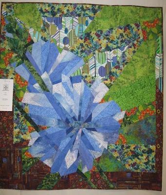 Blue Moon River Asheville Quilt Show