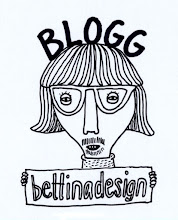 Nyfiken på min blogg BETTINADESIGN?