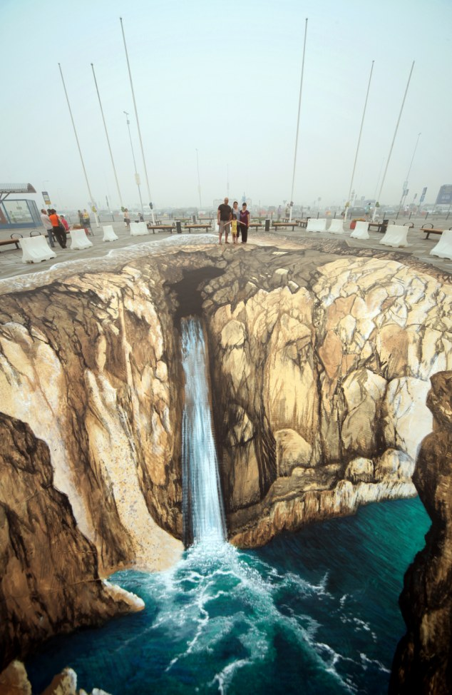Amazing 3d art in moscow the odd blogg