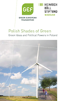 Polish Shades of Greeen