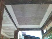 Panel lantai langsung aci  u plafon