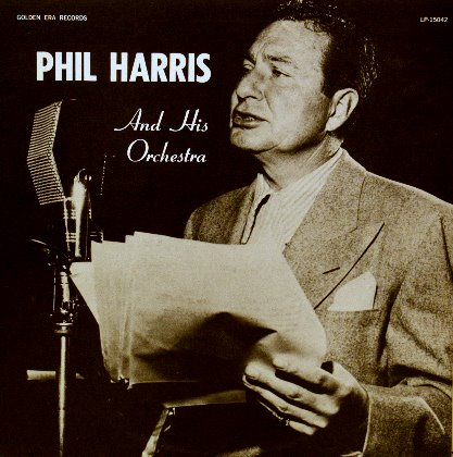 "Featured recording ""That's What I Like About The South by Phil Harris And His Orchestra"""
