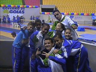 TORNEIO EM GOIANIA/2009