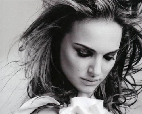 Natalie Portman For Elle UK February 2010