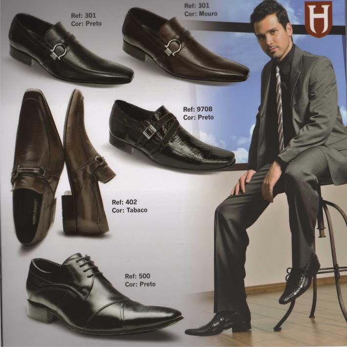 Sapato Solado em Couro (R$ 185,00 )