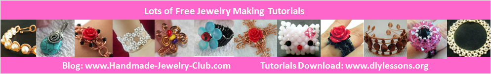 Online Jewelry Making Newsletter