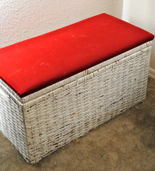 Living Room Toy Box
