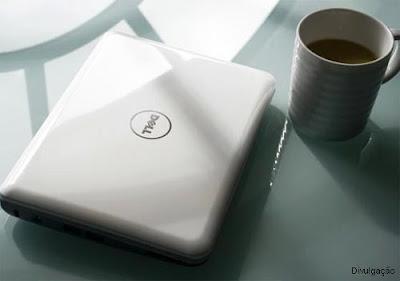 """Dell apresenta seu Netbook """"novo melhor amigo"""""""