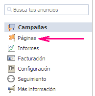 Cómo eliminar una página de Facebook creada por ti