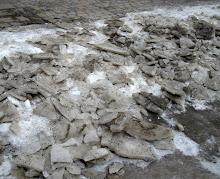Sidewalk Ice