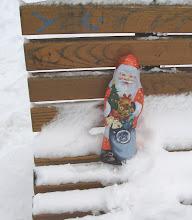 Santa Benched