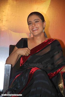 celeb saree hot evergreen bollywood beauty kajol latest saree