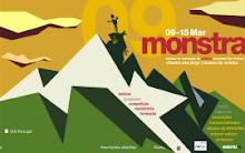 """8ª EDIÇÃO DE """"MONSTRA"""", FESTIVAL DE ANIMAÇÃO"""