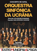 CONCERTO DE NATAL PELA ORQUESTRA SINFNICA DA UCRNIA