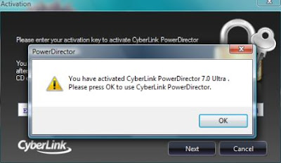 cyberlink powerdirector 7 free download full version with crack