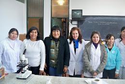 taller de laboratorio