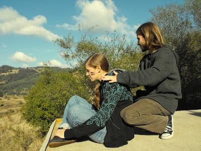 Момо и терасните масажи