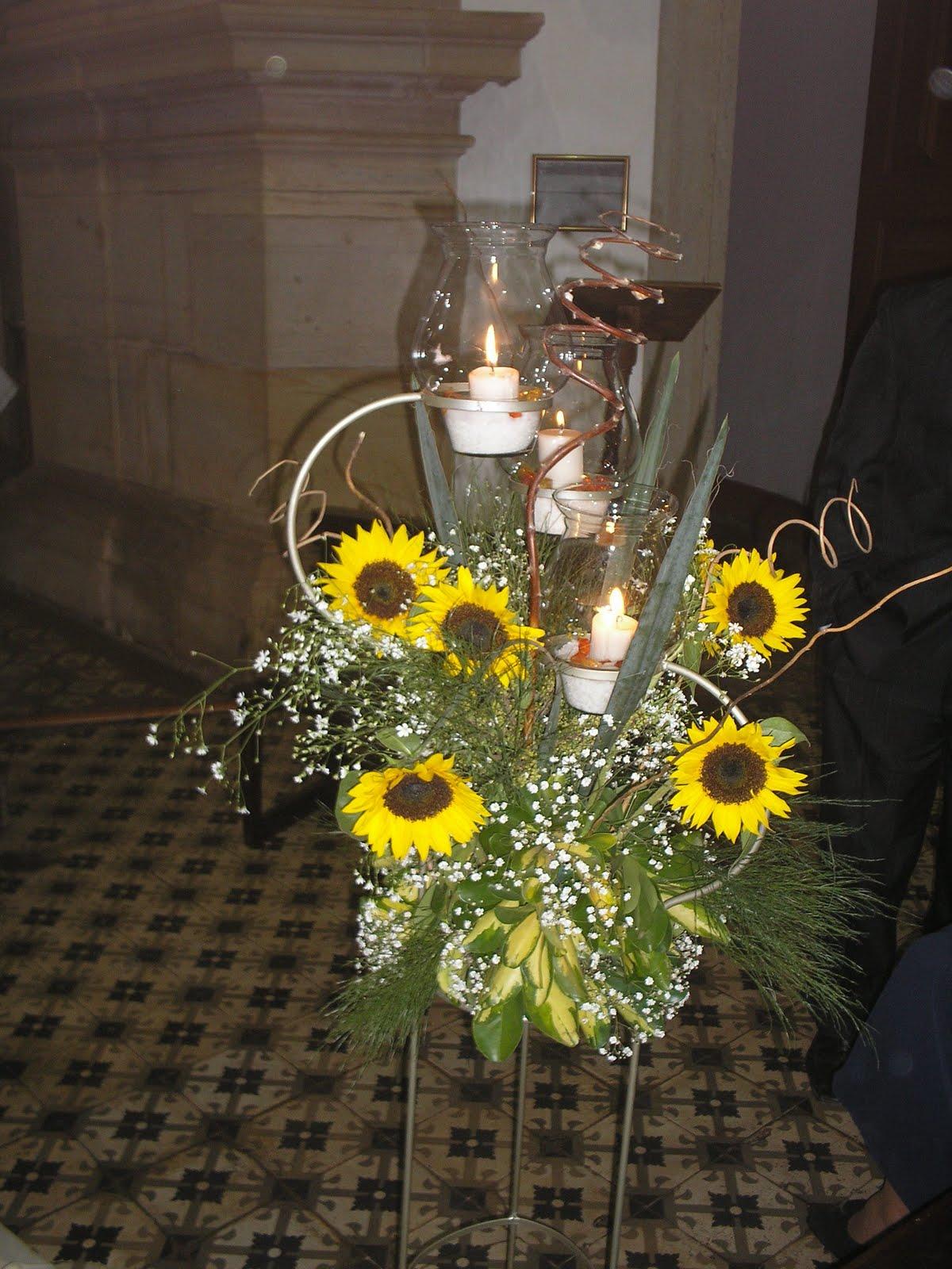Bete Decorações Festa de Casamento Decoraç u00e3o de Girassol -> Decoração De Girassol Para Aniversario
