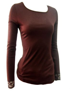 AB01B Dark brown ( S - XL )