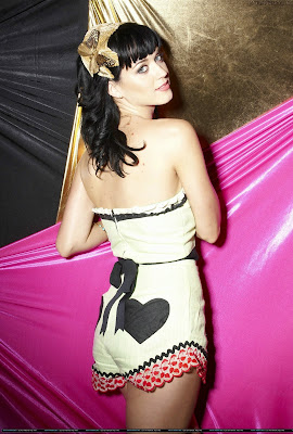 katy perry pin up