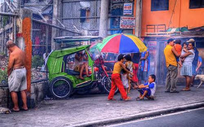 The Streets of Manila by: Ville Miettinen