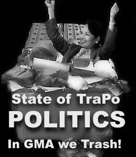 Gloria Arroyo's Stae of Trapo Politics