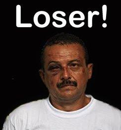 Loser Gerardo Aguilar Ramirez