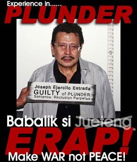 Joseph 'Erap' Ejercito Estrada