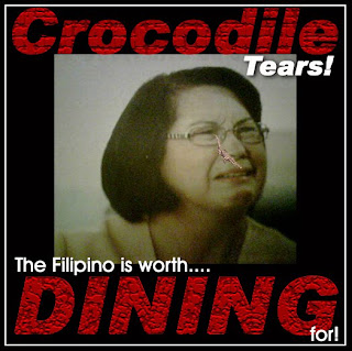 Gloria Crocodile Arroyo