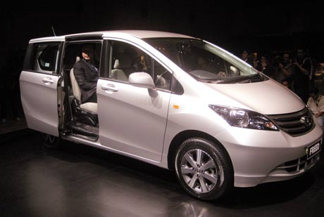 Photo of Modifikasi Honda Freed
