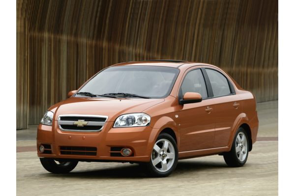 Sport Cars I8 Concept Fitur New Chevrolet Aveo 2010