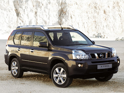 Nisan New X-trail