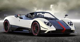Cinque Pagani Zonda Roadster Luxury Cars