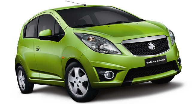Hairstyles 2011 News Debut Holden Barina Spark At Motor Show