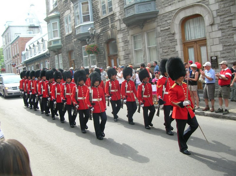 400 Years of Quebec Parade