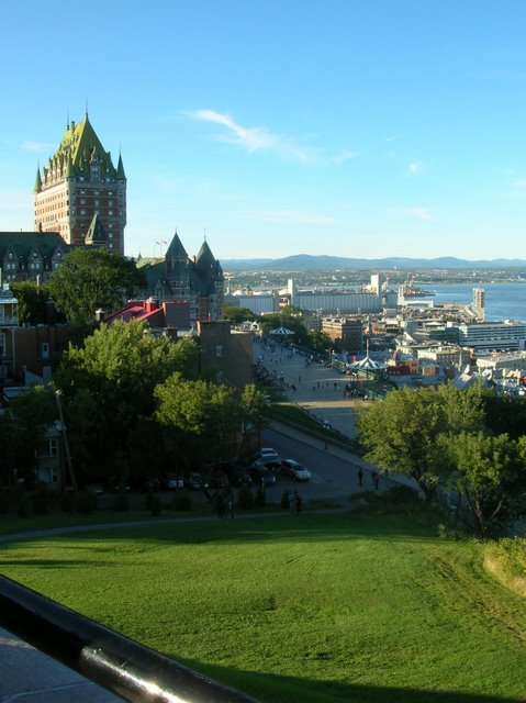 Quebec from on high #2